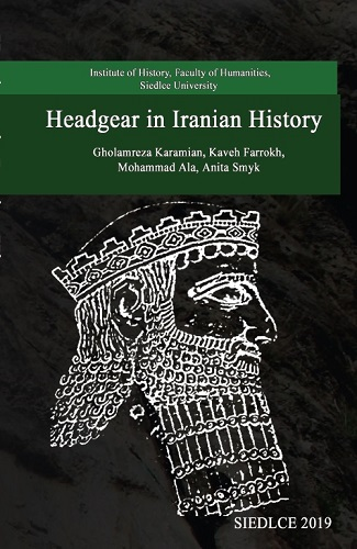 okładka Headgear in Iranian History